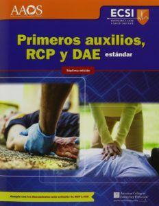 PRIMEROS AUXILIOS + RCP+DEA